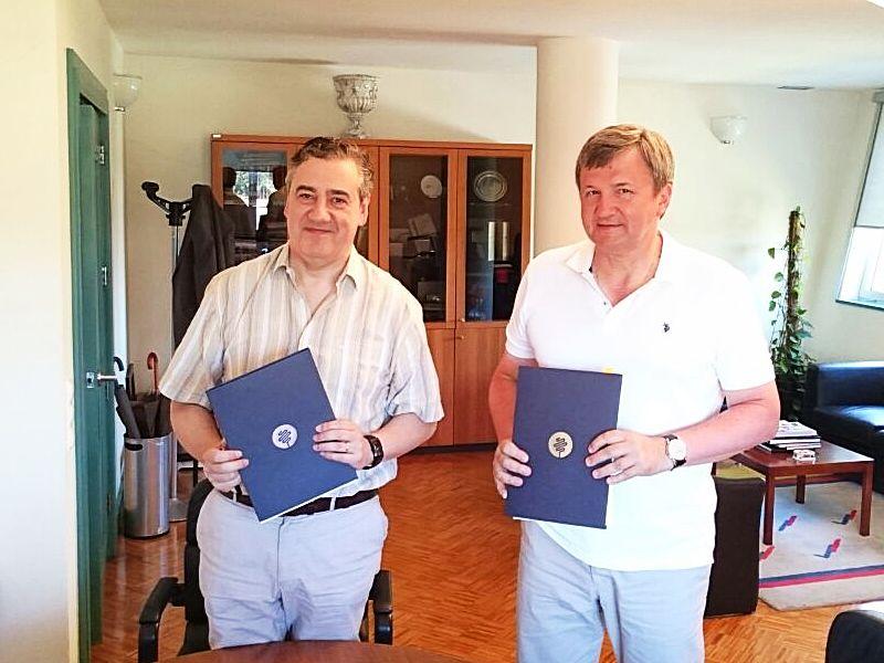 КубГУ будет реализовать программу двух дипломов с вузом Португалии  КубГУ будет реализовать программу двух дипломов с вузом Португалии